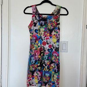 3/$19✨ Bling Bling Marilyn Monroe Dress